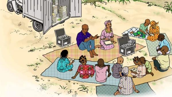 Lire au Sahel : Un choix, un avenir