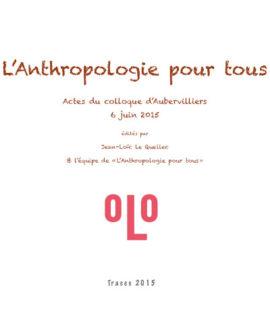 Antropologie pour tous