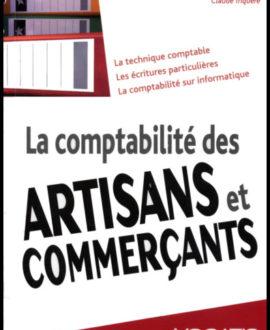 La comptabilité des artisans et commerçants