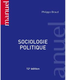 Sociologie politique 12e édition