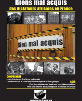 Biens mal acquis des dictateurs africains en  France