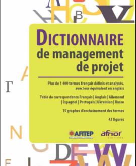 Dictionnaire de management de projet