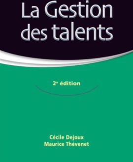 Gestion des talents 2e édition