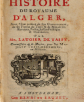 Histoire du Royaume D'Ager