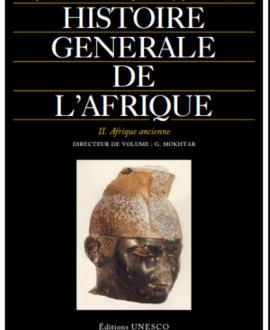 Histoire générale de l'Afrique II : Afrique ancienne