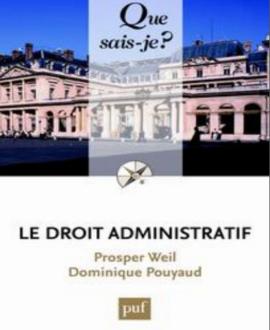 Le droit administratif, 24e édition