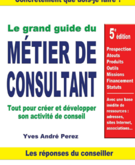 Le grand guide du métier de consultant: Tout pour créer et développer son activité de conseil 5e édition