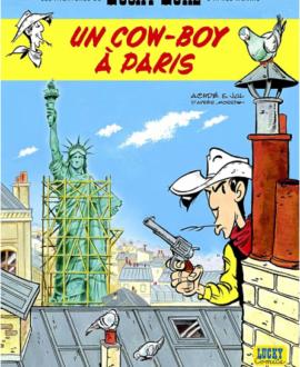 Les aventures de Lucky Luke : Un cow-Boy à Paris