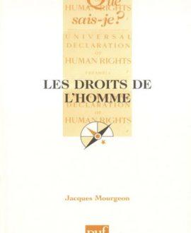 Les droits de l'Homme, 8e édition