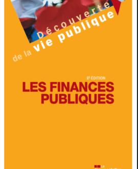 Les finances publiques, 8e édition
