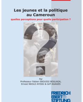 Les jeunes et la politique au Cameroun : Quelles perceptions pour quelle participation ?