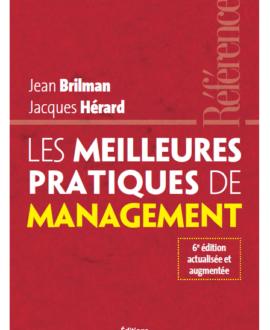 Les meilleures pratiques de management  6e édition