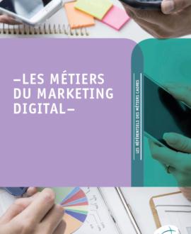 Les métiers du marketing digital