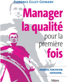 Management la qualité pour la première fois
