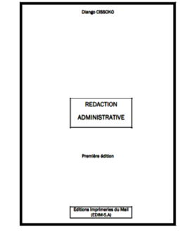 Rédaction administrative première édition
