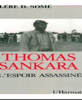 Thomas SANKARA : l'espoir assassiné