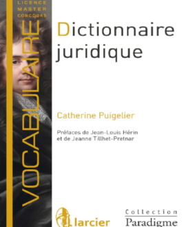 Dictionnaire Jurisprudence