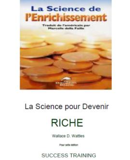 La science de l'enrichissement : la science pour devenir riche