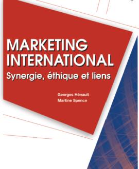Marketing international : Synergie, éthique et liens
