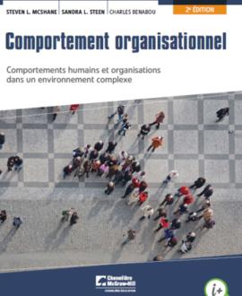 Comportement organisationnel : Comportements humains et organisations dans un environnement complexe, 2ème édition