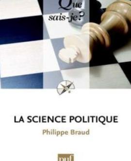 La science politique : 11e édition mise à jour