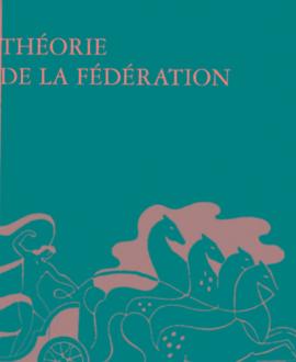 Théorie de la fédération