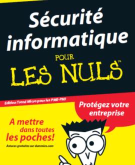 Sécurité informatique pour les nuls édition PME-PMI
