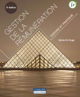 Gestion de la rémunération : Théorie et pratique 3e édition