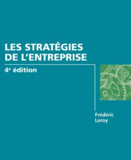 Les stratégies de l'entreprise 4e édition