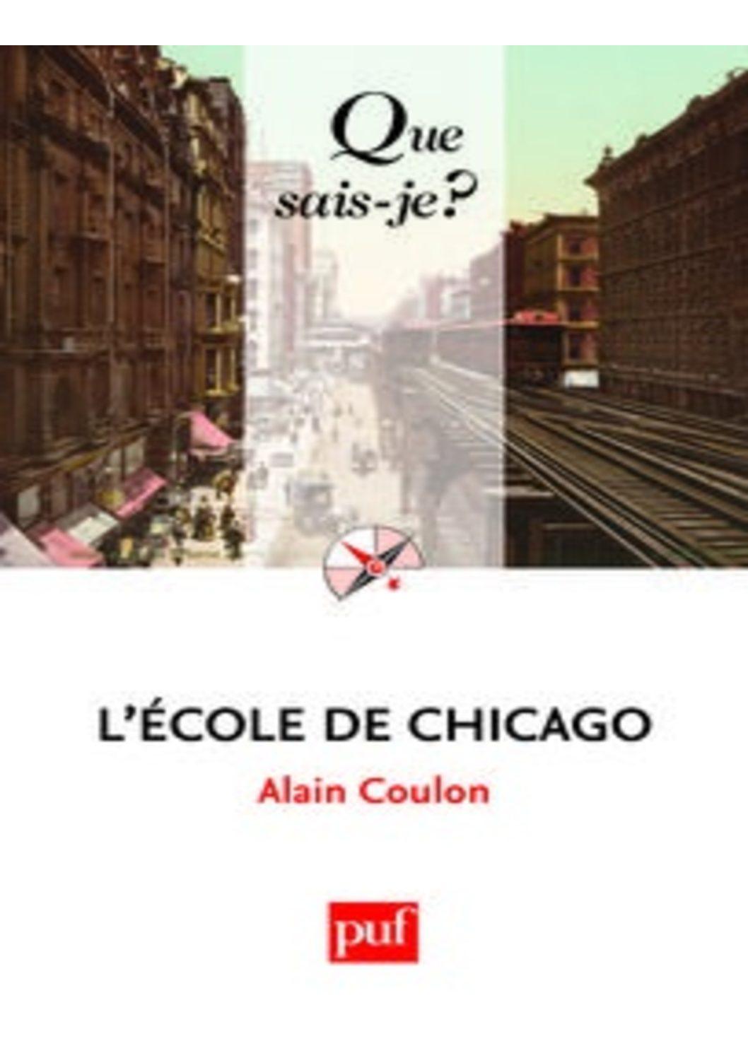 L'Ecole de Chicago, 5e édition